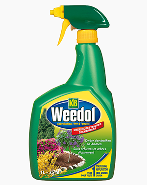 Weedol spray