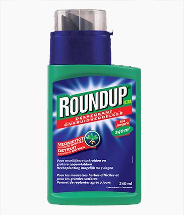 Roundup Extra Onkruid verdelgen