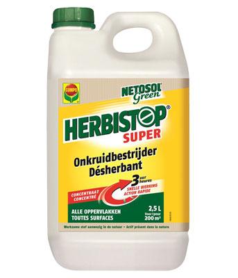 Compo Herbistop super onkruidverdelger met snelle werking