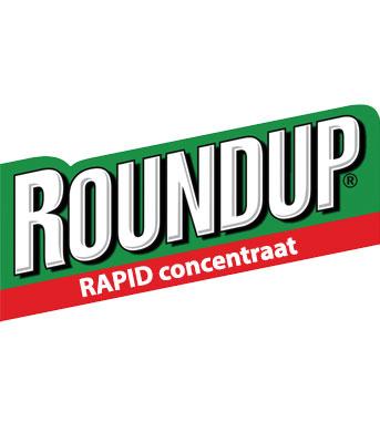 Roundup onkruidbestrijder voor bestrijding van hardnekkig onkruid