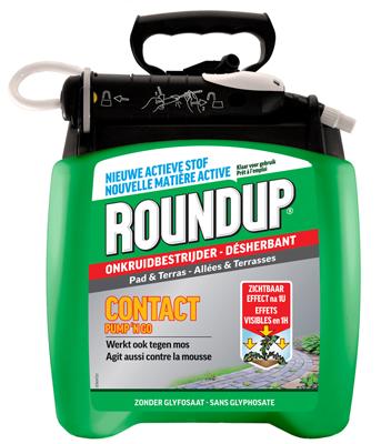 Roundup Pad en Terras onkruidverdelger kopen
